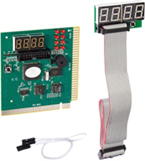 Amazon.com: HDE 20+4 Pin LCD Power Supply Tester for ATX, ITX, BTX ...