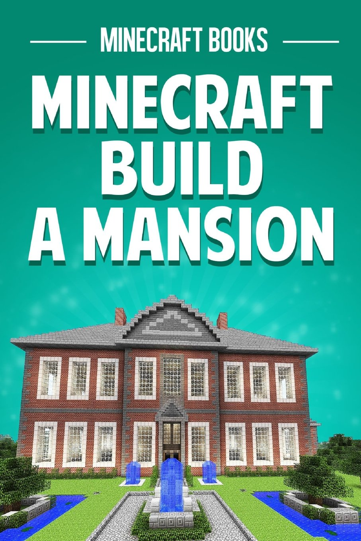 Minecraft Build a Mansion  Amazon.com.br