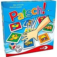 Noris 606013612 606013612-Patsch, Kinderspiel
