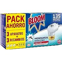 Bloom Electrico Líquido contra mosquitos común y tigre