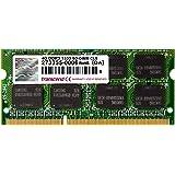 Transcend ノートPC用メモリ PC3-10600 DDR3 1333 4GB 1.5V 204pin SO-DIMM TS512MSK64V3N