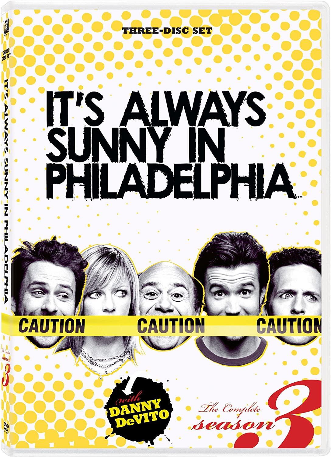 Amazon.com: Always Sunny In Philly Ssn 3: Movies & TV