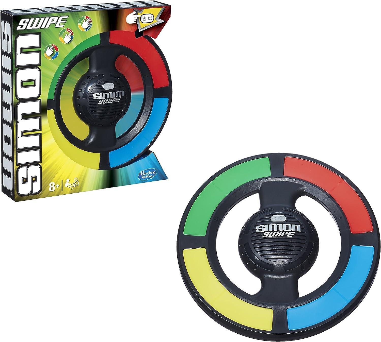 M.B Juegos Hasbro Gaming - Simon Swipe, Juego de Mesa (A8766 ...