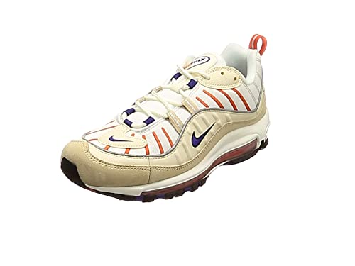 Nike AIR Max 98 SAILCourtPurple Light Cream 640744 108