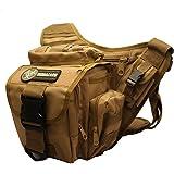 """Men's """"Tactical"""" Diaper Bag"""