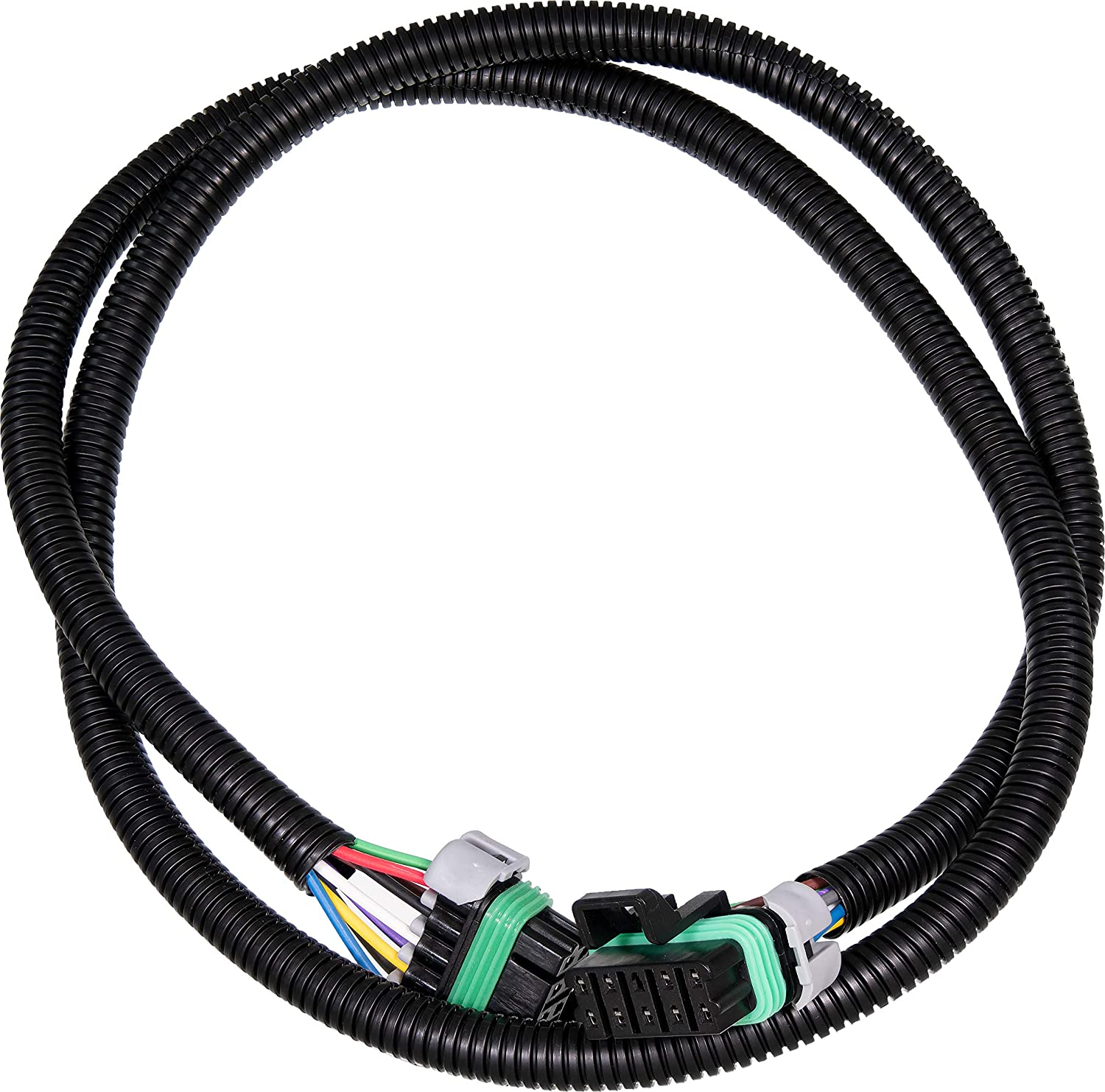 S1147 12125676 APDTY 141673 Gas Pedal Sensor-Throttle Control Module Wire Wiring Harness Cable Replaces PT588