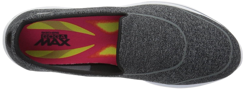 Skechers 14161 14161 14161 Damen Walkingschuhe schwarz weiß Schwarz - schwarz (BKW) - Größe  ba33a6