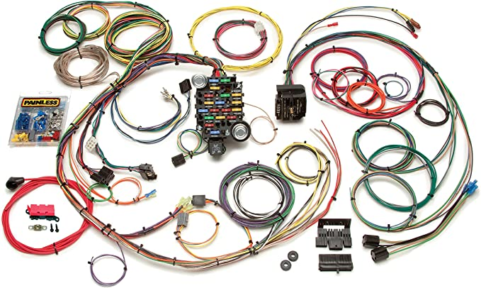 Painles Wiring Harnes Diagram Xj