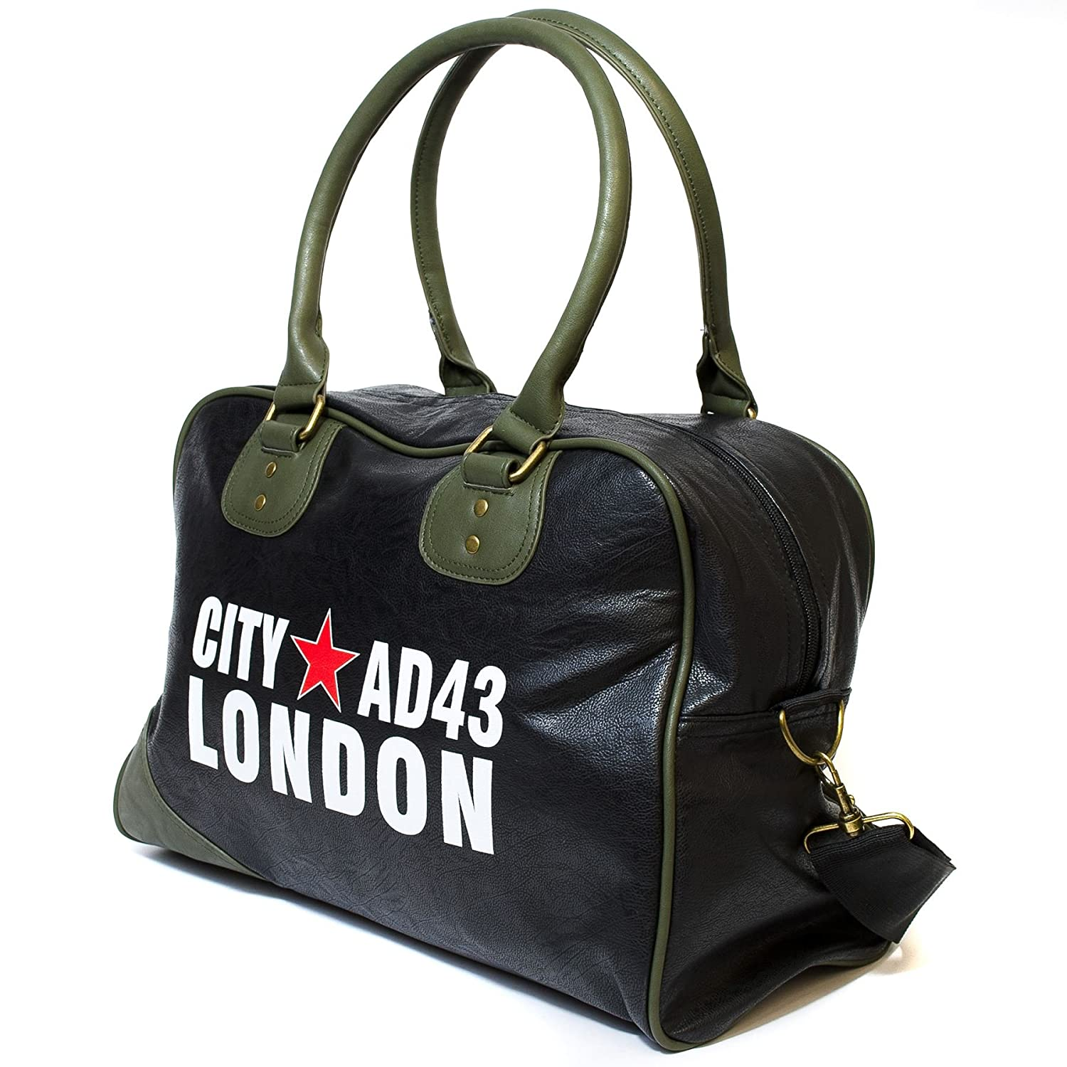 noir Sac bowling Londres City AD43