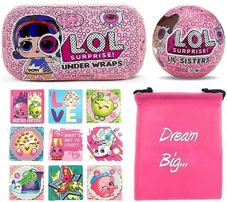 Amazon Com Lol Surprise Dolls Gift Bundle Includes 1 Innovation