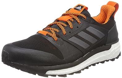 newest d27d8 2c6d5 adidas Herren Supernova Trail M Traillaufschuhe Grau (CarbonNegbasNaranj  000) 42