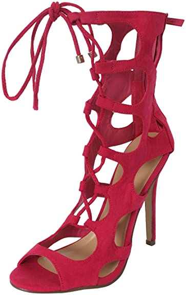 Womens Roma-61 Strappy Heels Sandals …