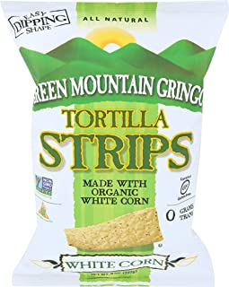 product image for Green Mountain Gringo, Tortilla Strips White, 8 Ounce