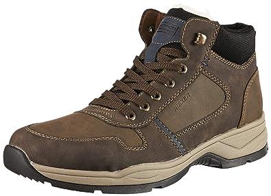 Rieker Herren F4404 Klassische Stiefel, Braun (Moro Tabak Navy Schwarz 26 94b62a6400