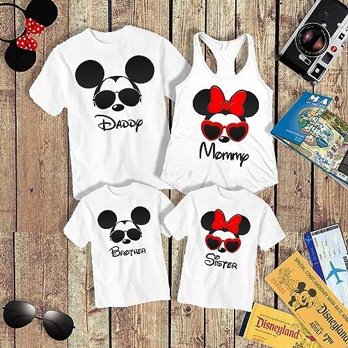 Amazon Family Vacation Custom Tshirts Shirts Matching SetFamily Set Disney ShirtsTrip Shirt Personalized D93