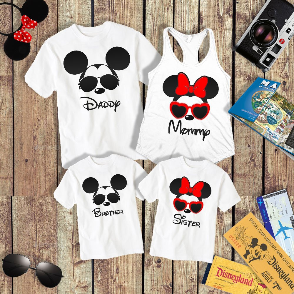 Family vacation custom tshirts, Family shirts, Family matching set,Family set, Disney Family Shirts,Trip shirt, Personalized disney shirts d93