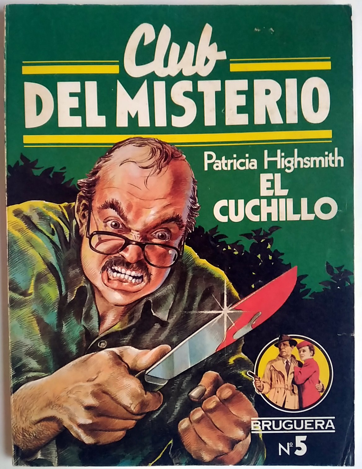 El cuchillo: Patricia Highsmith: 9788402079978: Amazon.com ...