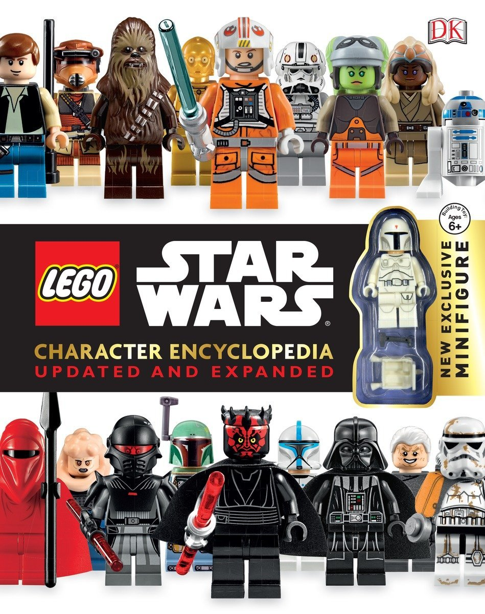 Read Online LEGO Star Wars Character Encyclopedia: Updated and Expanded pdf