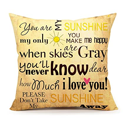 Amazoncom 4th Emotion You Are My Sunshine Love Quotes Home