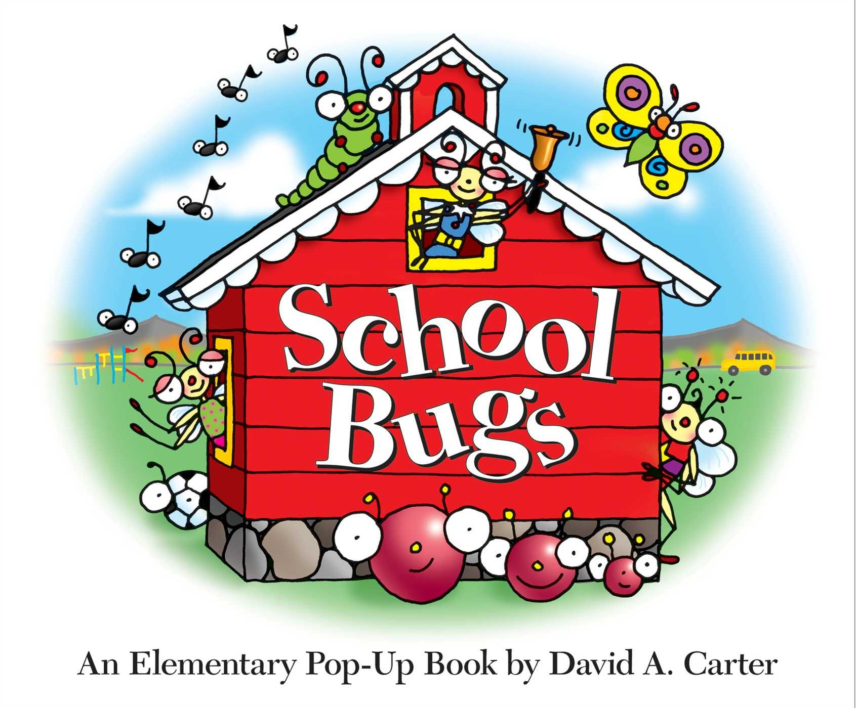 School Bugs Elementary Pop up Carters product image