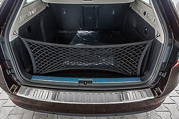 Tuning-Art L192 Acero Inoxidable protección de Parachoques con Bordes Redondeados y Perfil 3D: Amazon.es: Coche y moto
