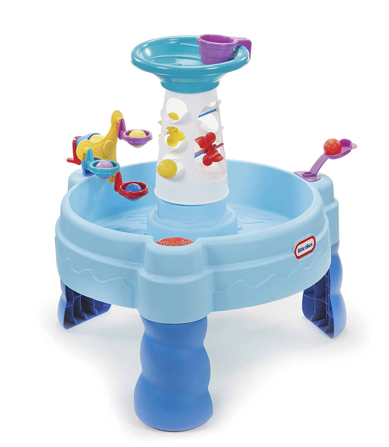 Little Tikes 485114 - Spinning Seas Water Play Table - Wasserspieltisch
