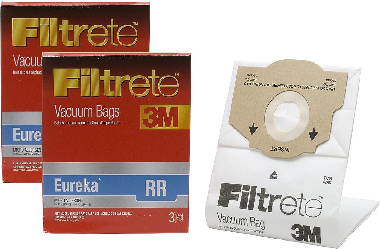 Filtrete Eureka MM Micro Allergen Vacuum Bag 6 Pac 67703A