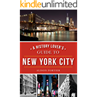 A History Lover's Guide to New York City (History & Guide) book cover