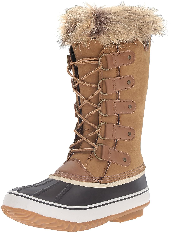 JBU by Jambu Women's Edith Snow Boot B01H63PQ6Q 6.5 B(M) US|Tan