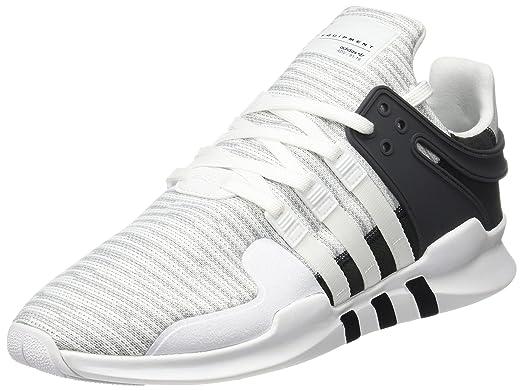 adidas eqt appoggio avanzata mens scarpe bianche di moda