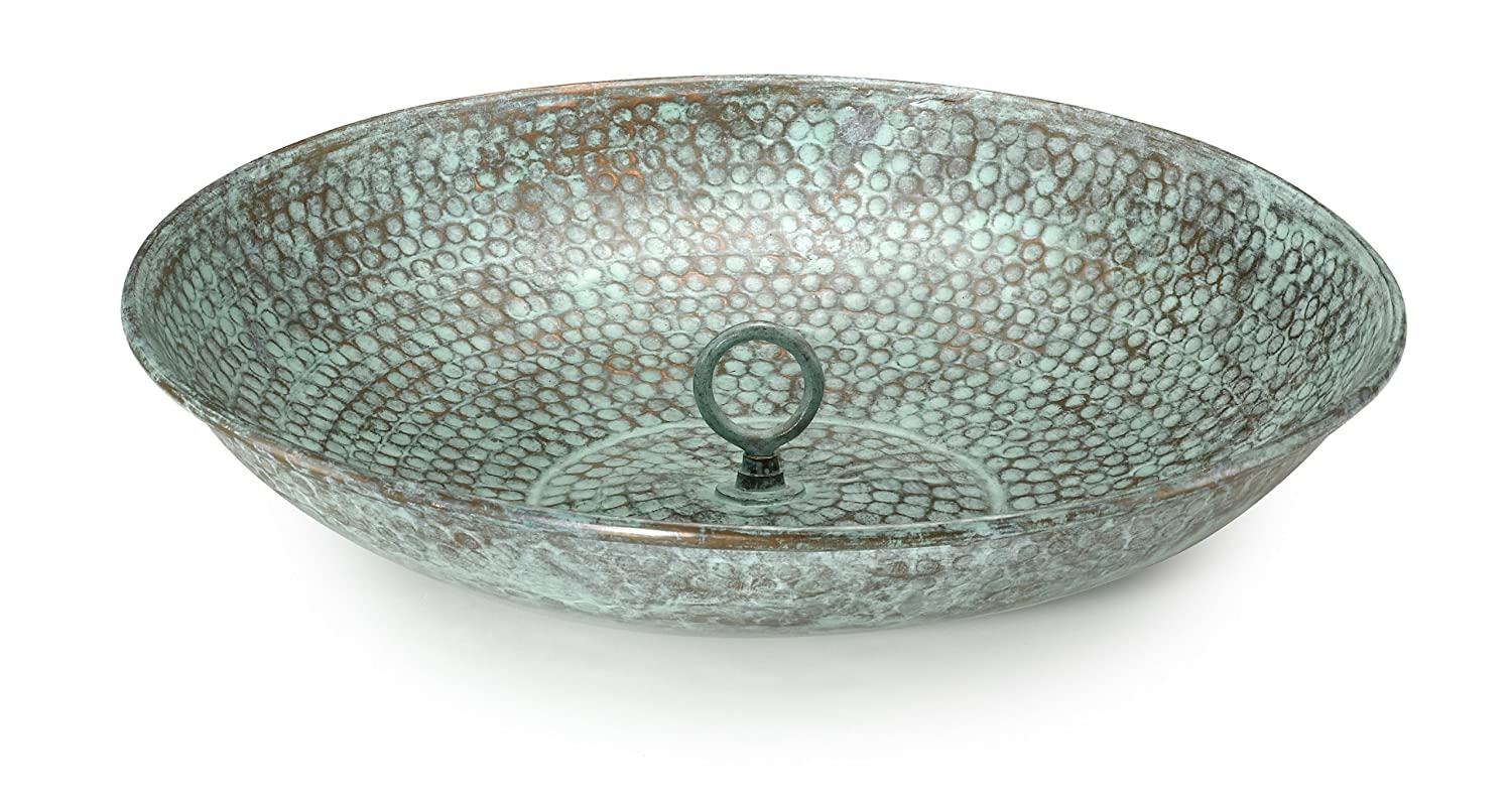 Good Directions 479P Copper Rain Chain Basin, Polished Finish
