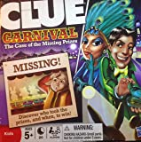 Clue Carnival The Case Of The Missing Prizes