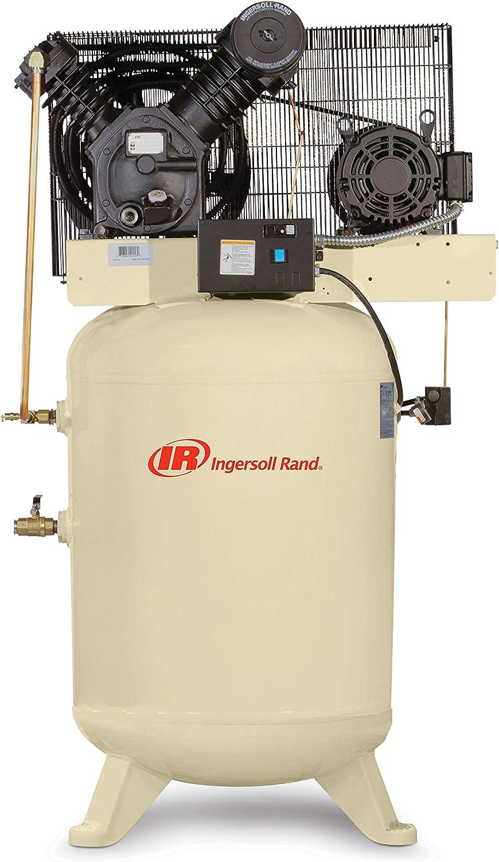 2545K10-V 10hp 120 gal Two-Stage Compressor (460/3)