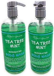 product image for Tea Tree Mint Body Wash, 24oz - 2-PACK