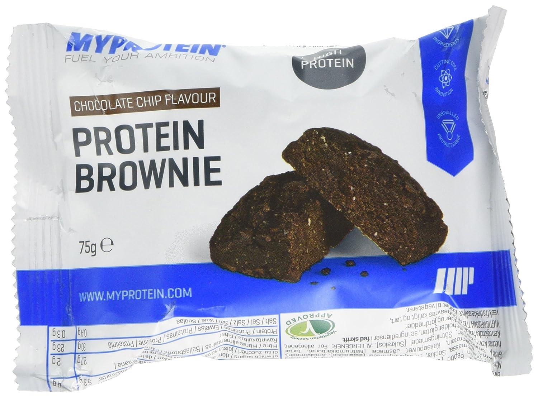 Myprotein Protein Brownie   12x75g by Amazon