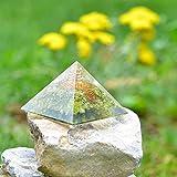 Orgone Pyramid - Flower Of Life Orgone Energy