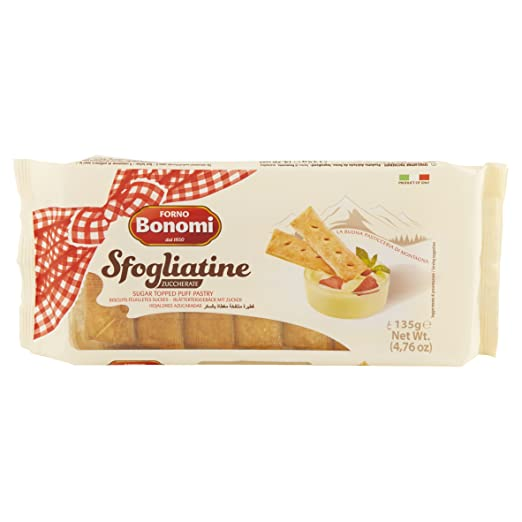 Forno bonomi sfogliatine, 4,76 oz/135 gr.: Amazon.com ...