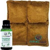 Nuevo Naturalness - Compresa Muscular Herbotérmica - Compresa de semillas que ayuda a aliviar molestias y dolores…
