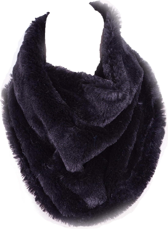 Soft Faux Fur Collar...