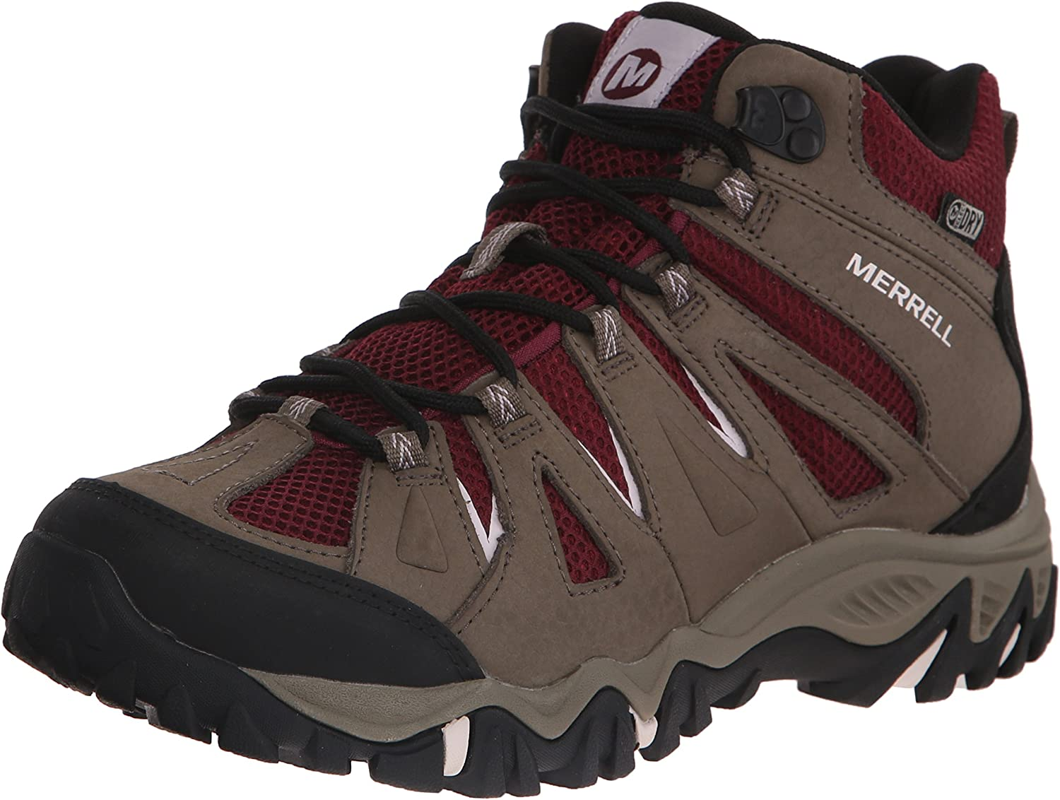Merrell Women s Mojave Mid Waterproof Hiking Boot