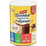 CARNATION BREAKFAST ESSENTIALS Chocolate Instant Powder Drink Mix 880 g Canister