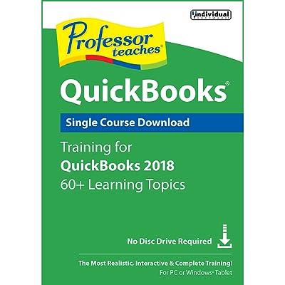 Professor Teaches QuickBooks 2018 [Download]