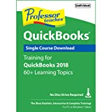 Professor Teaches QuickBooks 2018 [Download]