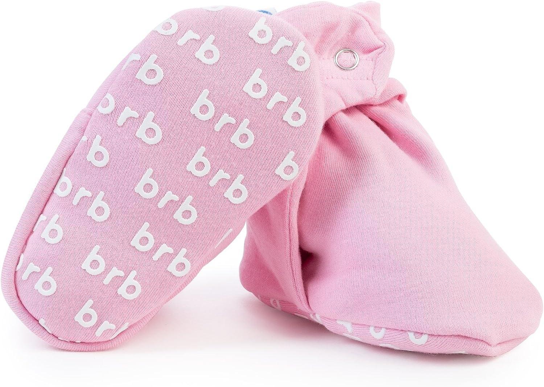 Lightweight Organic Cotton Baby Booties