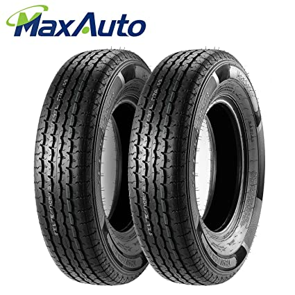 Amazon Radial Trail HD Trailer Tire 175 80R13 175 80R13 Load