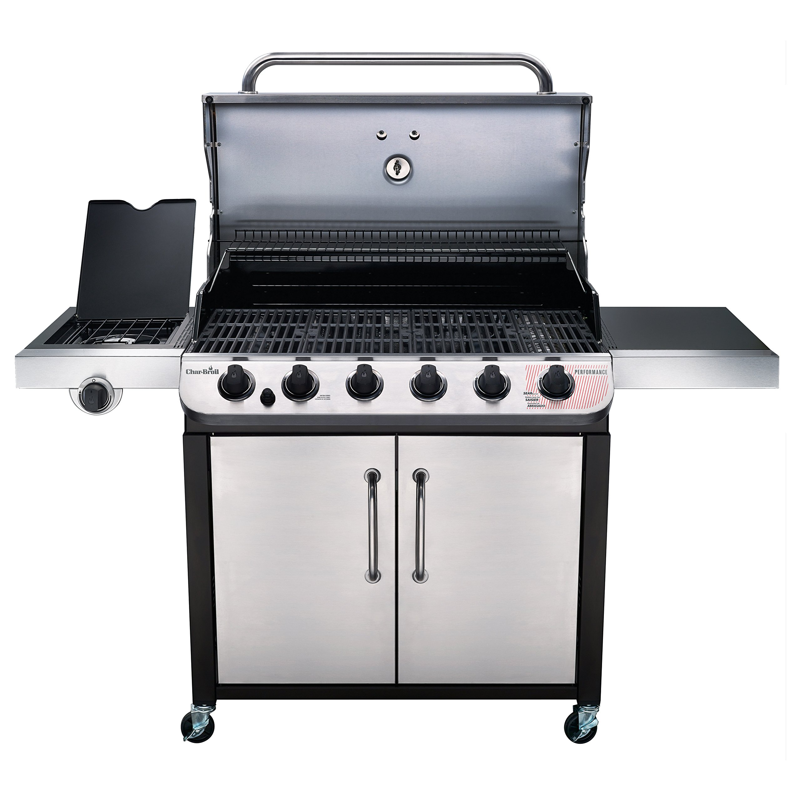 Char-Broil Performance 650 6-Burner Cabinet Gas Grill by Char-Broil (Image #4)