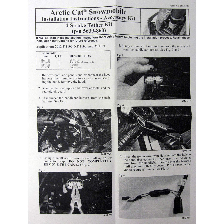 Arctic Cat Kill Switch Wiring Diagram