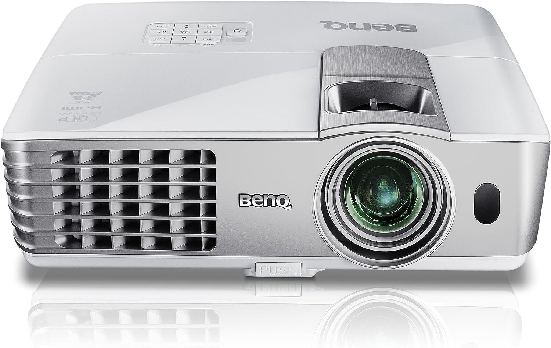 BenQ MS616ST - Proyector (800x600), color gris: Amazon.es: Electrónica
