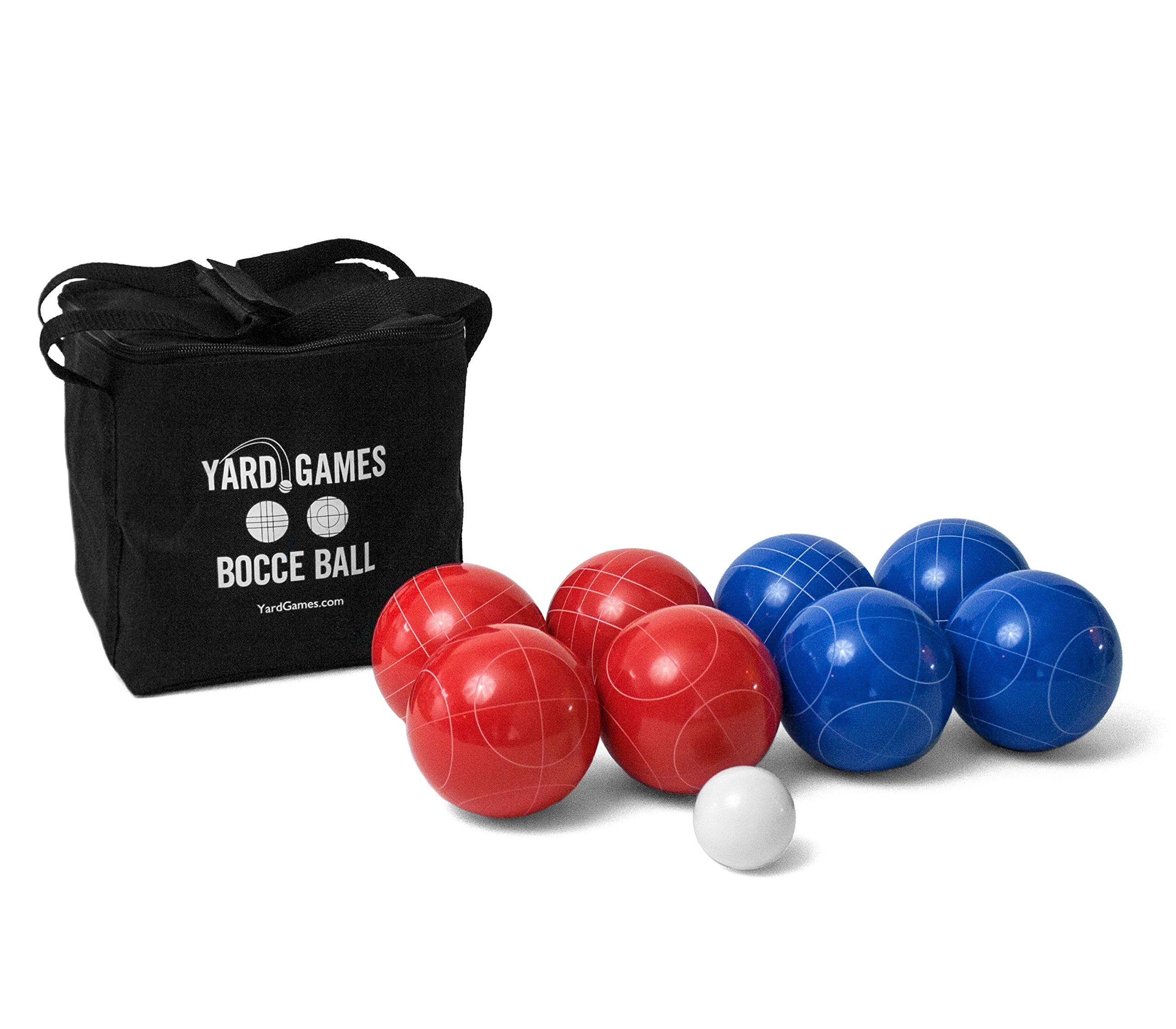Bocce Ball 100mm Premium Set