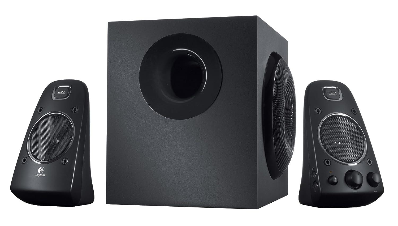 Logitech Z623 200 Watt Home Speaker 2.1 System